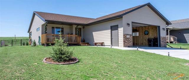 321 Giants Dr, Rapid City, SD 57701 (MLS #150346) :: Dupont Real Estate Inc.
