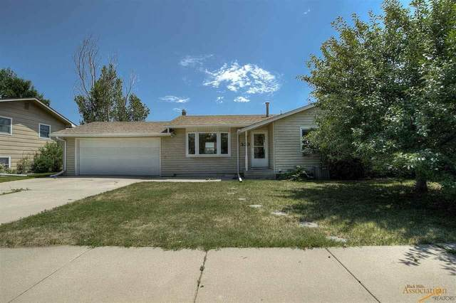333 E Liberty St, Rapid City, SD 57701 (MLS #150350) :: Heidrich Real Estate Team