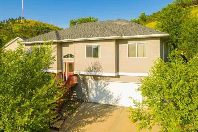 2206 Buena Vista Dr, Rapid City, SD 57702 (MLS #150353) :: Dupont Real Estate Inc.