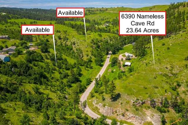 6390 Nameless Cave Rd, Rapid City, SD 57702 (MLS #150364) :: Dupont Real Estate Inc.