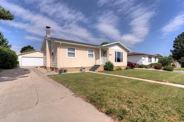 2321 S Baldwin, Sturgis, SD 57785 (MLS #150368) :: Heidrich Real Estate Team