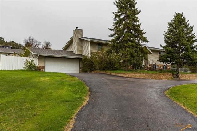 2502 Springbrook Rd, Rapid City, SD 57702 (MLS #150379) :: Heidrich Real Estate Team