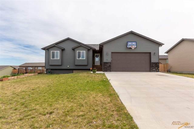 334 Lone Soldier Ct, Box Elder, SD 57719 (MLS #150382) :: VIP Properties