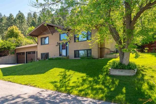 3214 Kirkwood Dr, Rapid City, SD 57702 (MLS #150391) :: VIP Properties