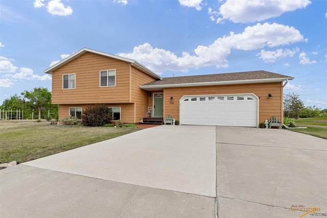 232 Ruhe Lane, Box Elder, SD 57719 (MLS #150393) :: VIP Properties