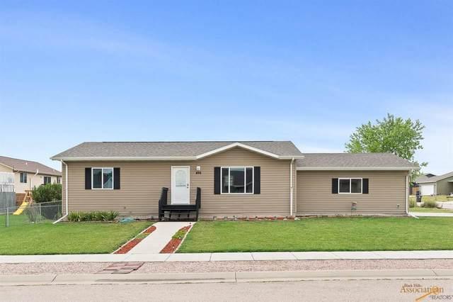 496 Stealth Ln, Rapid City, SD 57719 (MLS #150397) :: VIP Properties