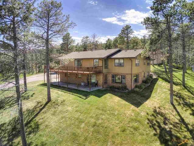 6921 Anderson Rd, Black Hawk, SD 57718 (MLS #150398) :: VIP Properties