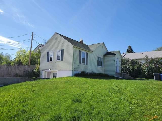 716 1ST, Rapid City, SD 57701 (MLS #150399) :: VIP Properties