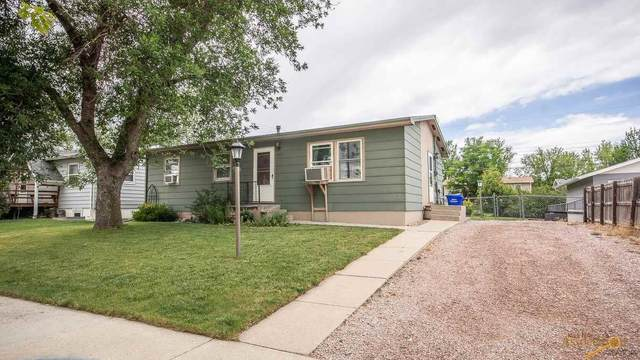 1621 Herman, Rapid City, SD 57702 (MLS #150400) :: VIP Properties