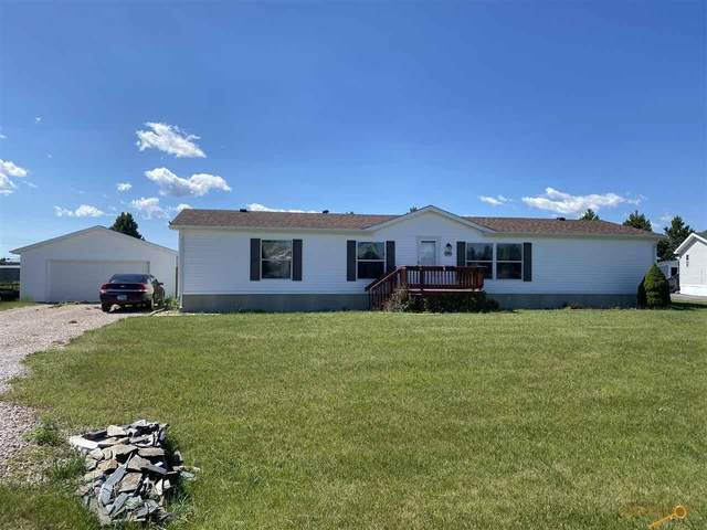 23671 Busted Five Ct, Rapid City, SD 57702 (MLS #150403) :: VIP Properties