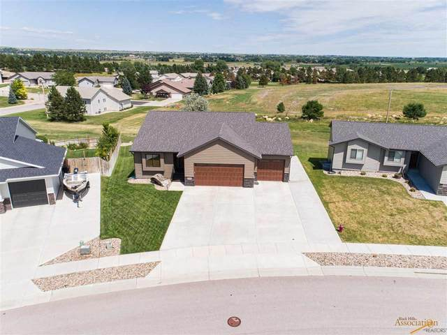 4336 Vinecliff Dr, Rapid City, SD 57701 (MLS #150405) :: VIP Properties
