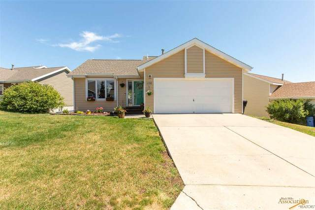 1120 Range View Cir, Rapid City, SD 57701 (MLS #150406) :: VIP Properties