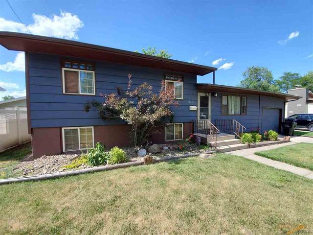 2314 Janet St, Rapid City, SD 57702 (MLS #150427) :: Dupont Real Estate Inc.
