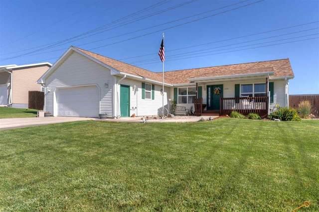 1004 Lennon Lane, Rapid City, SD 57701 (MLS #150442) :: Dupont Real Estate Inc.