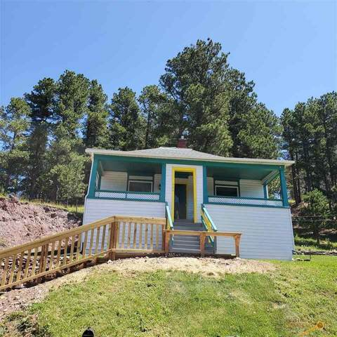 406 Other, Lead, SD 57754 (MLS #150445) :: Dupont Real Estate Inc.