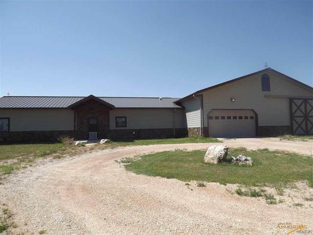25139 Renegade Pass, Custer, SD 57730 (MLS #150452) :: Heidrich Real Estate Team