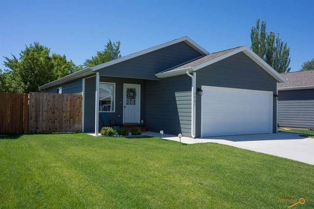 2761 Johnson Ranch Rd, Rapid City, SD 57703 (MLS #150462) :: Dupont Real Estate Inc.