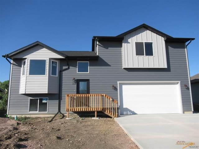 117 Cobalt Dr, Rapid City, SD 57701 (MLS #150468) :: Dupont Real Estate Inc.