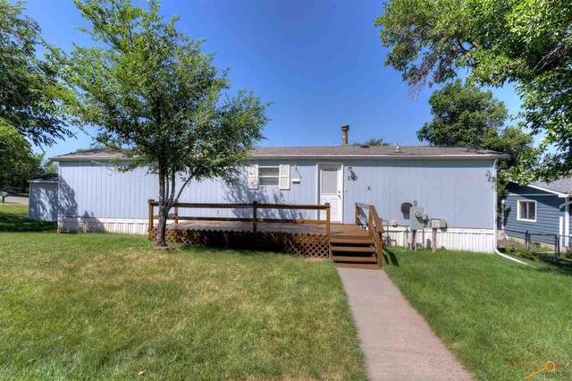 2145 Hill, Sturgis, SD 57785 (MLS #150472) :: Heidrich Real Estate Team