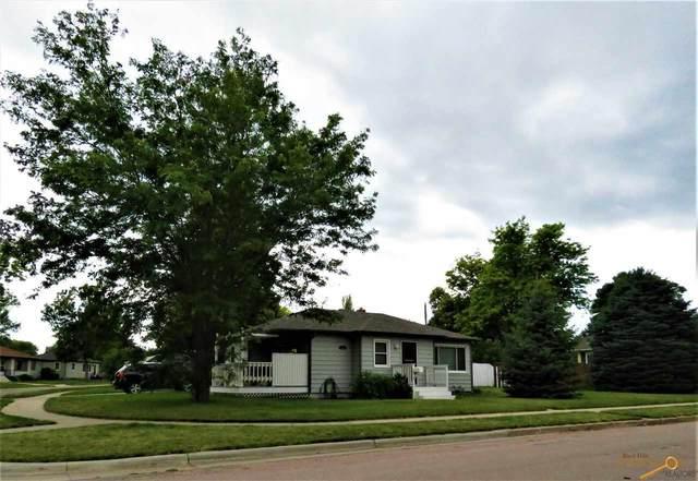 4201 Meadowwood Dr, Rapid City, SD 57702 (MLS #150475) :: Dupont Real Estate Inc.