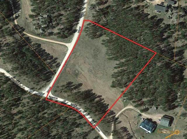 TBD Emerald Rd, Custer, SD 57730 (MLS #150495) :: Heidrich Real Estate Team
