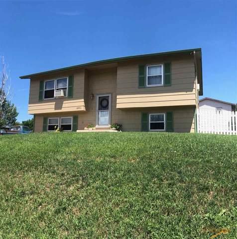 12312 Ruby Rd, Black Hawk, SD 57718 (MLS #150499) :: Dupont Real Estate Inc.
