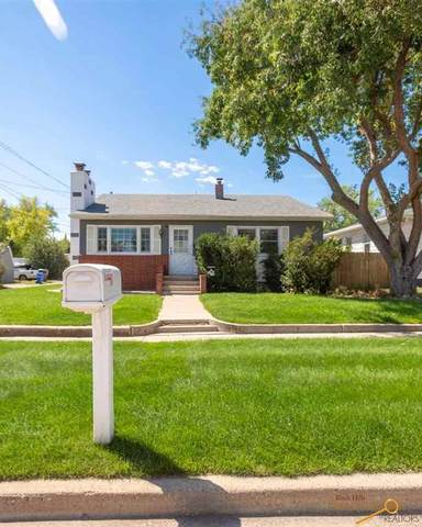 511 Indiana, Rapid City, SD 57701 (MLS #150500) :: Dupont Real Estate Inc.