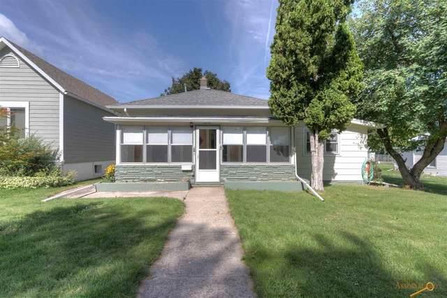 1319 Pine, Sturgis, SD 57785 (MLS #150504) :: Heidrich Real Estate Team