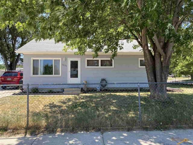 1021 E Meade, Rapid City, SD 57701 (MLS #150516) :: Dupont Real Estate Inc.