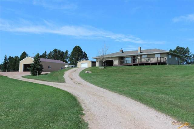12395 Windmill Dr, Custer, SD 57730 (MLS #150519) :: Heidrich Real Estate Team