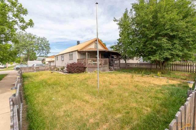 1921 5TH ST, Rapid City, SD 57701 (MLS #150520) :: Black Hills SD Realty