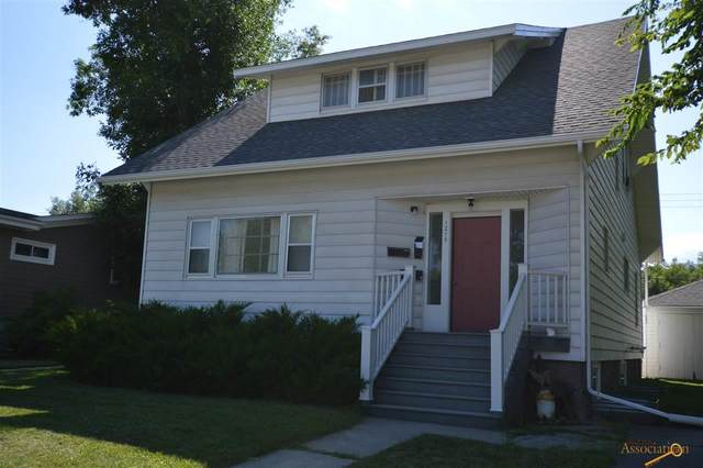1215 11TH, Rapid City, SD 57701 (MLS #150521) :: Dupont Real Estate Inc.