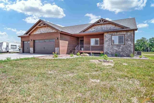 16564 Red Cedar Rd, Piedmont, SD 57769 (MLS #150528) :: Heidrich Real Estate Team