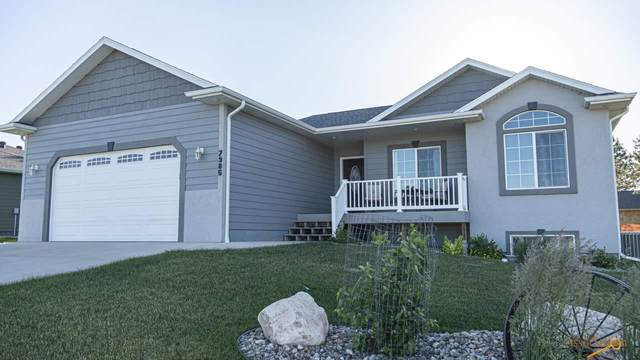 7385 Castlewood Dr, Summerset, SD 57718 (MLS #150533) :: Heidrich Real Estate Team