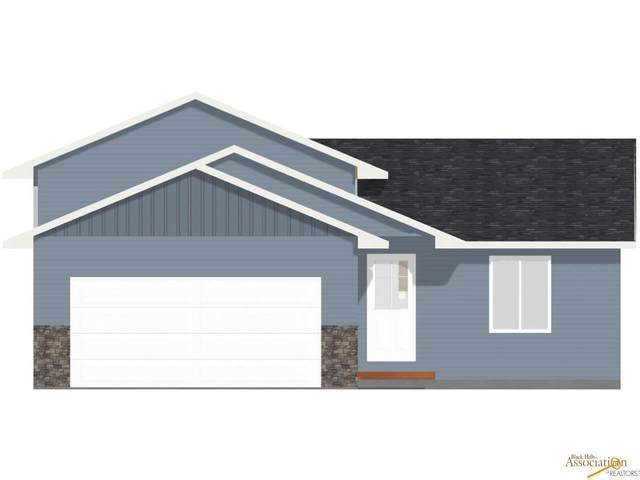 2143 E Philadelphia, Rapid City, SD 57703 (MLS #150545) :: Dupont Real Estate Inc.