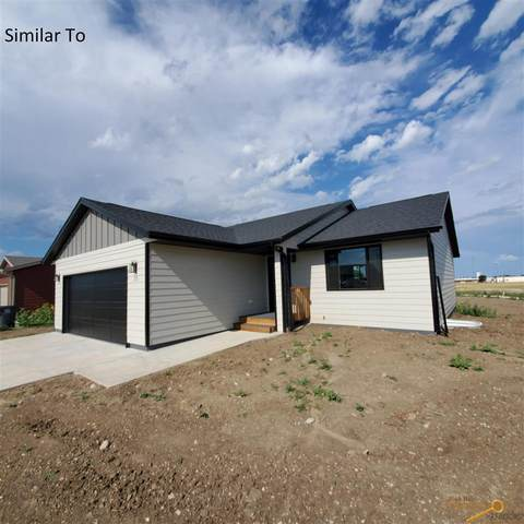 655 Boswell Blvd, Box Elder, SD 57719 (MLS #150557) :: VIP Properties