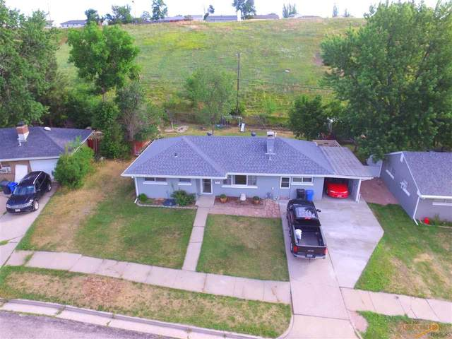 144 Belleview Dr, Rapid City, SD 57701 (MLS #150564) :: Dupont Real Estate Inc.