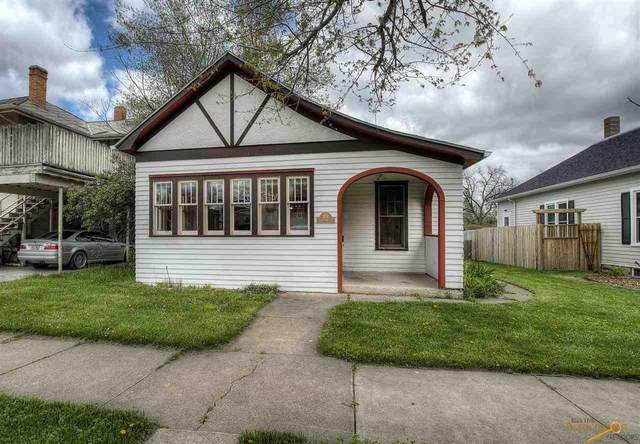 926 Columbus, Rapid City, SD 57701 (MLS #150565) :: Dupont Real Estate Inc.