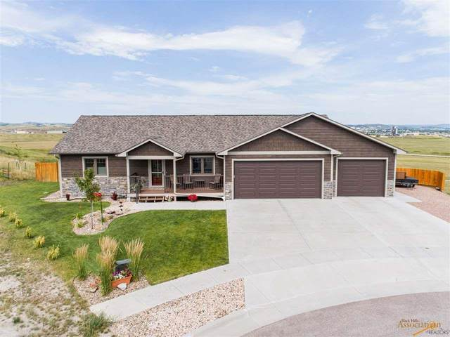 2703 Cakebread Ct, Rapid City, SD 57703 (MLS #150566) :: Dupont Real Estate Inc.