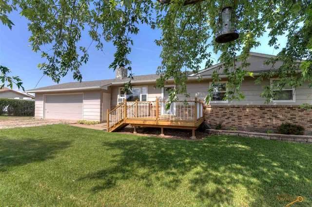 3342 Pinewood Dr, Rapid City, SD 57702 (MLS #150570) :: VIP Properties