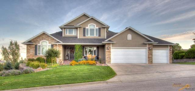 1001 Alta Vista Dr, Rapid City, SD 57701 (MLS #150575) :: VIP Properties