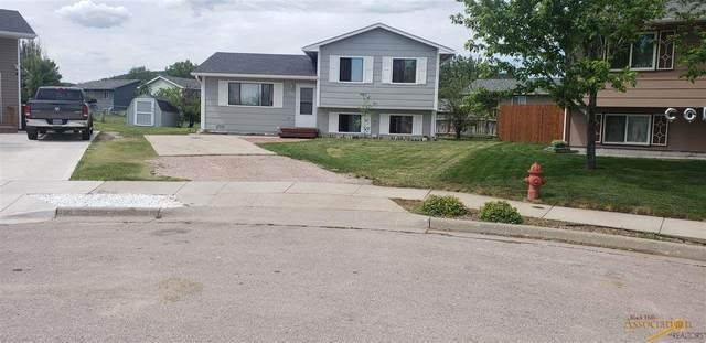 4015 Cowboy Ct, Rapid City, SD 57701 (MLS #150577) :: VIP Properties