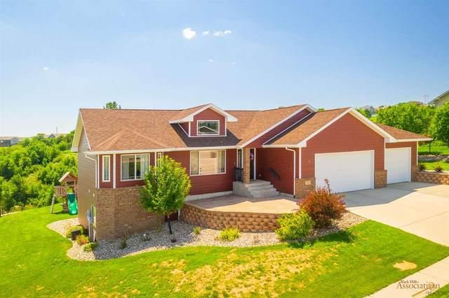 413 Stumer Rd, Rapid City, SD 57701 (MLS #150596) :: Dupont Real Estate Inc.