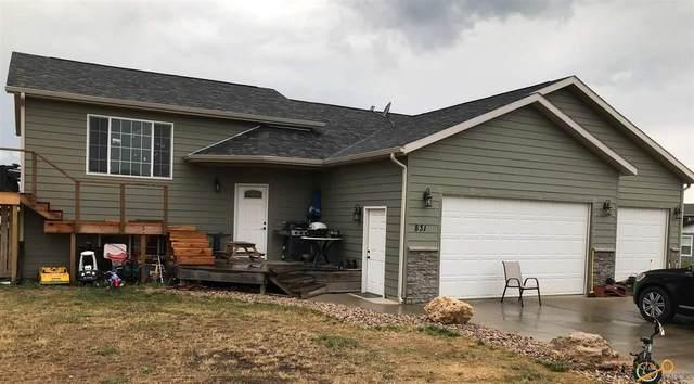 831 Lone Soldier Rd, Box Elder, SD 57719 (MLS #150600) :: Heidrich Real Estate Team