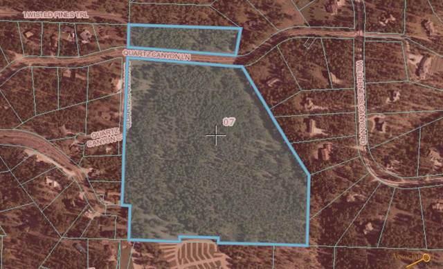 TBD Quartz Canyon Ln, Rapid City, SD 57702 (MLS #150605) :: Heidrich Real Estate Team