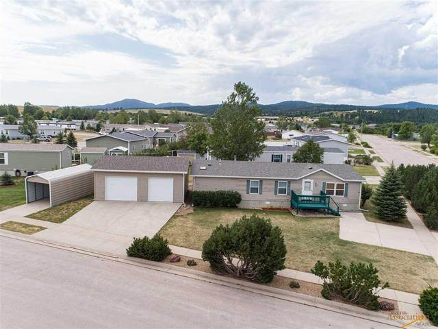 1206 Snowy Peak Ln, Spearfish, SD 57783 (MLS #150610) :: Heidrich Real Estate Team