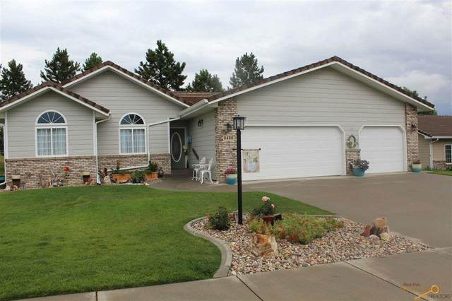 3422 Willowbend Rd, Rapid City, SD 57703 (MLS #150623) :: Dupont Real Estate Inc.