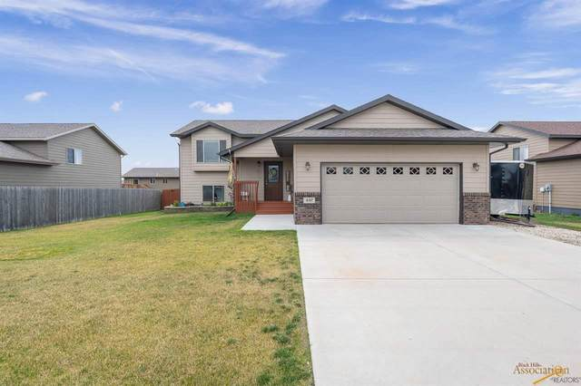 457 Pershing St, Box Elder, SD 57719 (MLS #150630) :: Heidrich Real Estate Team
