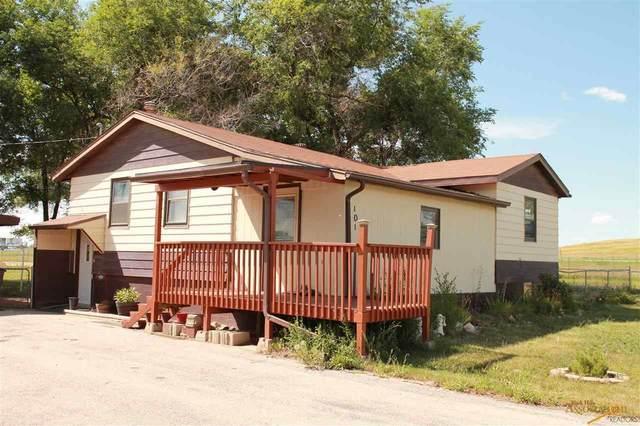 101 Gumbo Dr, Box Elder, SD 57719 (MLS #150631) :: Heidrich Real Estate Team