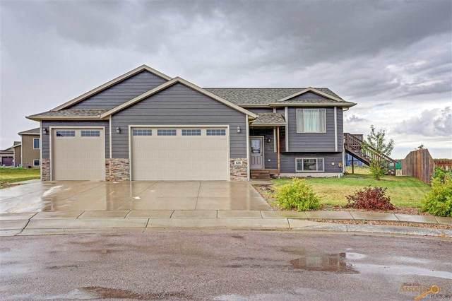 826 Dirk Ct, Box Elder, SD 57719 (MLS #150649) :: Heidrich Real Estate Team